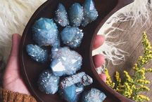 Crystals  / Crystal Photography, facts and tips, how to cleanse their energy etc