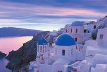 Santorini Greece <3