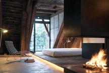 hus-interiør