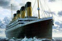 Titanic 1912 / Tragedy at sea.