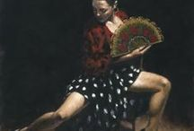Flamenco Ole! / The art of Flamenco is to tell a story with dance and is full of emotion.