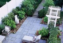 Small Garden Spaces / by Richard Rock