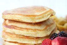 Pancakes & Waffles / Pancakes,