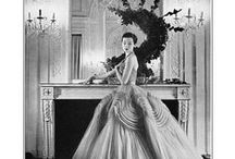 Christian Dior 1905  1957 / French designer and founder of one of the world's top fashion house.