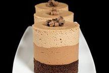 Mousse / Mousse, Mousse Mini Cake, Mousse Mini Cup, Crema Fredda
