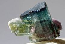 Crystal in the Raw / The beauty of Crystals as they are taken from the Earth.