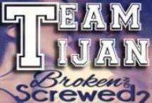 Tijan / Everything that is Tijan. Fallen Crest series, Broken & Screwed series, Jaded series, Brady Remington, Carter Reed, Davy Harwood.