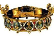 Glorious Byzantine Empire (330-1453 A.D.)