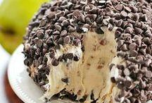 Sweet Dips / Cheeseball, Sweet Dip, Pudding Dip