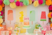 P-A-R-T-A-A-Y!* / Party ideas and options for any type of party for any age!:D / by Kendra Brewer
