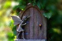 Fairy huuskes fairy house / fairy