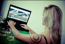 Leitora da Semana / É leitora assídua do Testosterona e quer compartilhar seu ensaio com a gente? Mande as fotos para info@testosterona.blog.br