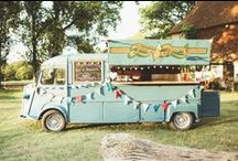Mariage food truck / Des idées de food truck pour un mariage original