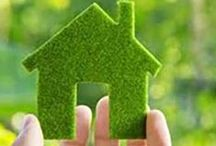 Environmentally Friendly Homes / Saving the Environment