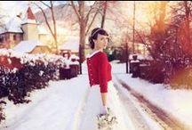 Mariage d'hiver / Un mariage en hiver... des idées et des inspirations