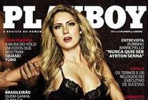 Ex-BBBs na Playboy / Para homenagear a final do Big Brother Brasil 16, relembre as melhores capas da Playboy com ex-BBBs e confira a lista das que mais venderam exemplares da revista ao longo dos anos.