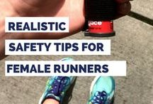 Wilderness and Running Safety for Trail Runners / Better safe than sorry. Be prepared. Running safety. Trail safety. Is that plant poisonous? Is that snake venomous? Better to know.
