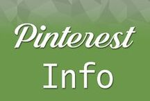 Pinterest information / Tips, tricks and good advice to succeed with Pinterest