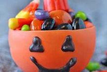 halloween treats / halloween fun food