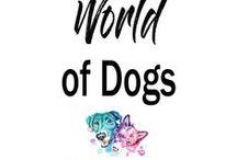 ☆ World of Dogs ☆ / Sammelsurium rund um Hunde ♡