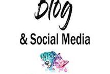 Blog & Social Media Inspirations / Tipps und Tricks für deinen Blog ☆