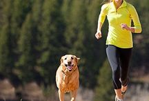Running is for the Dogs / Bring your best friend on your runs. Breeds, trainings, and tricks