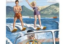 Fun at the Lake!!! / Summer fun at the #lake on the #water