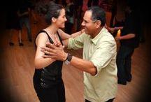 Salsa Dancing in Palm Desert