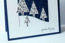 Handmade Christmas cards / by Karin Berman