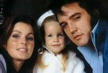 Elvis n Priscilla -Lisa n family /n  ELIVIS   MOVIES / by Dawn Germano