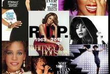 Whitney Houston / by Dawn Germano
