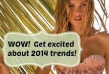 WOW! Arriving Spring 2014 / Swimwear arriving in 2014