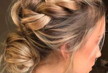 ChEvEux TrEssÉs-Braids Hair / Cheveux Tressé-Braids Hair-Haircolor-Coloration