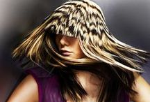 ChEvEux PlumEs-Feathers