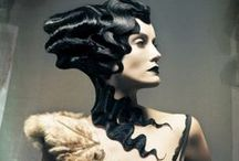 ChEvEux Avant-GardE-Extravanganza Hair / Extravaganza-Fantaisie-Haircolor-Coloration-AvantGarde