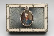 Faberge the Imperial Jeweler / by Robert levitan