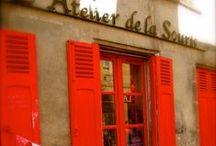L'Atelier de la Souris Caen / Mon atelier-boutique en Normandie