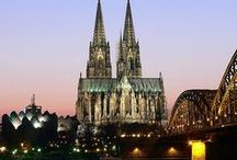 German Cathedrals and Churches / by Robert levitan