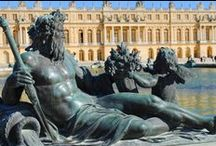 Versailles and the Trianons / by Robert levitan