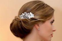 AccessoirEs ChEvEux MariagE / Accessoires cheveux mariage-Accessories wedding