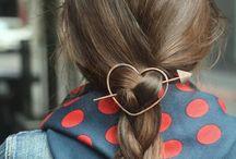 ChEvEux AvEc AccEssoirEs-Accessory Hair / Coloration capillaire, haircolor