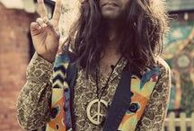 Hippie/Bohemian wedding