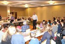 Menorah Event - 2013 / Temple Beth Torah held an event celebrating our family menorahs