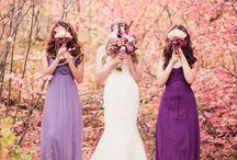 Theme - Perfect Plum - / Wedding inspiration