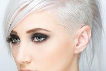 ChEvEux UndErcut-Undercut / Coloration capillaire, haircolor, Coiffure