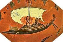 Αγγειογραφία Αρχαϊκή-Archaic Vasepainting