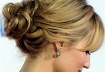 ChEvEux Chignon-Bun Hair / Cheveux Chignon-Bun Hair-Haircolor-Coloration