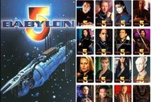 Babylon 5 / The best sci-fi ever.