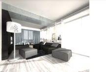 Single house interior design