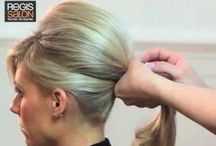 Tuto ChEvEux CoiffurE-Hairstyles Tuto / Coloration capillaires, Haircolor